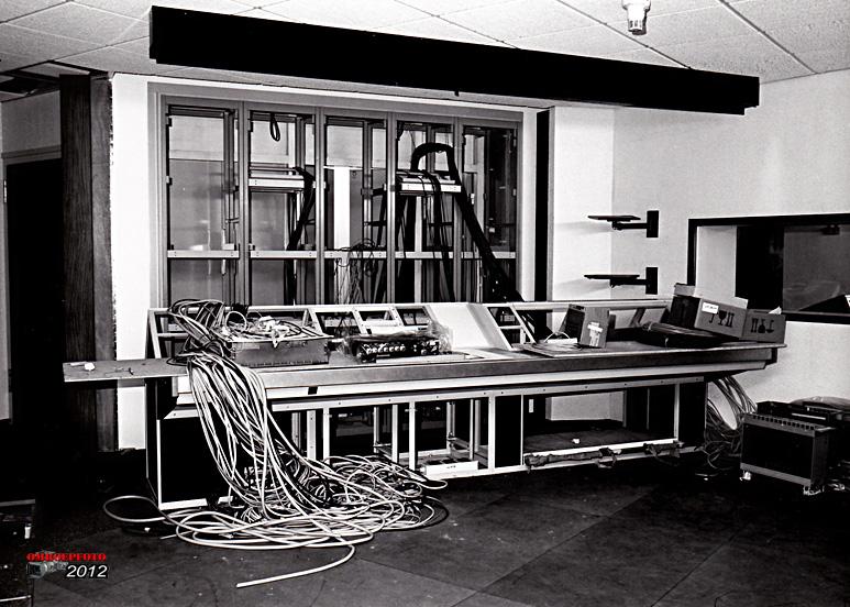 Op deze OmroepFoto : CCK Studio - 5 in aanbouw