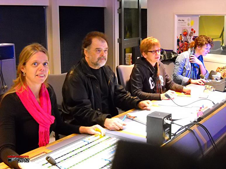 Op deze OmroepFoto : Marjanka, Chris, Ria en Daphne