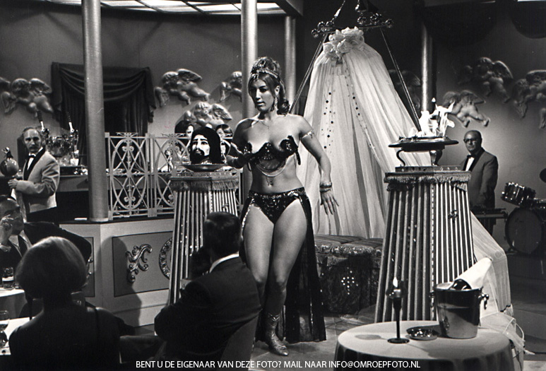 Op deze OmroepFoto : Maigret VARA 1968