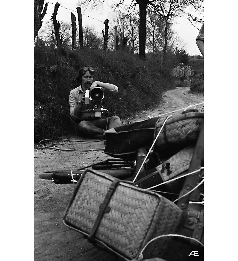 Doos 176 Foto 3501. Dagboek van een Herdershond 1978/1980