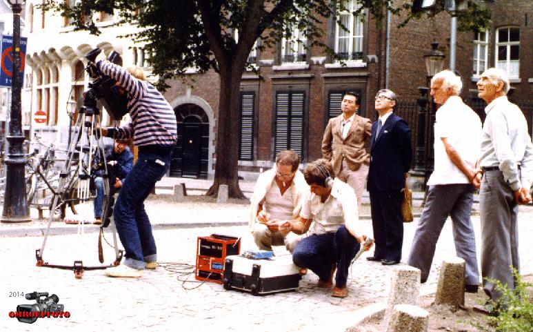 Op deze OmroepFoto : Camera Flip Koopziek, techniek Rudolf Hilhorst