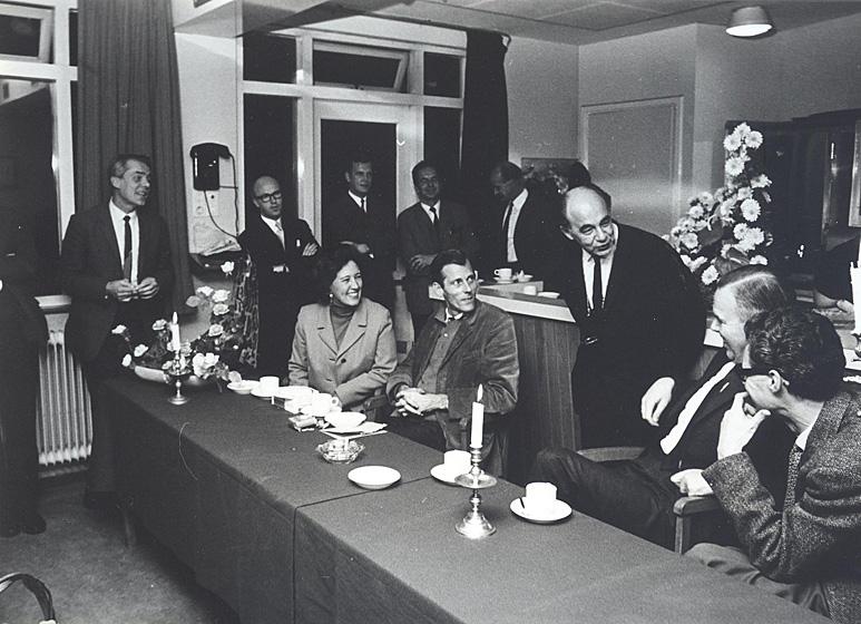 Op deze OmroepFoto : J. Noorda,  M. Beekem, M. Palma,  J. Palma, J. Jonker,  A.  v. d. Dool, Kromhout